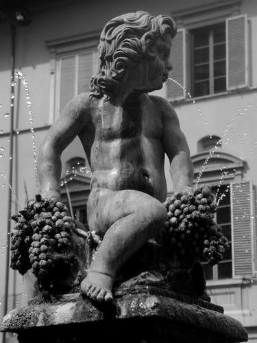 Fontana del Bacchino - Prato (2531 clic)