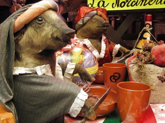 Il banchino dei porcellini! - Firenze (1658 clic)