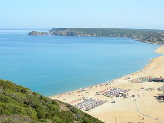 Spiaggia principale di Torre dei Corsari (3660 clic)