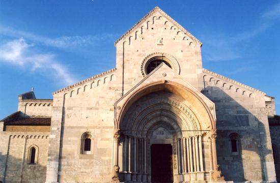 Cattedrale di San Ciriaco - Ancona (2631 clic)