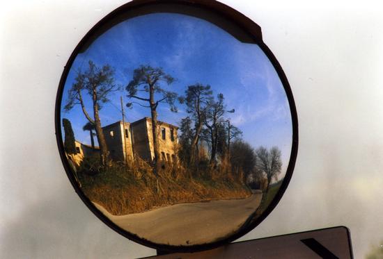 paesaggio riflesso - Falconara marittima (3058 clic)
