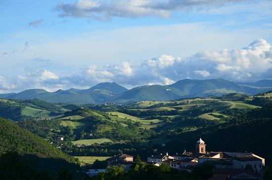 Com'è verde la mia valle - Genga (1142 clic)
