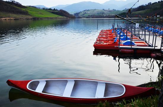 Al lago (730 clic)