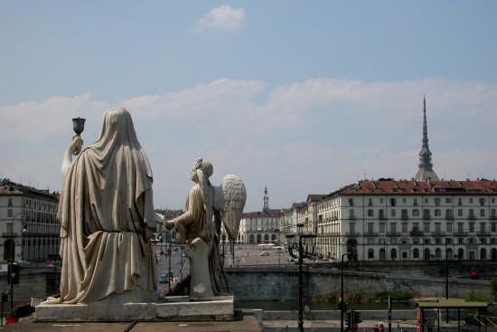 vista dalla Gran Madre - Torino (8673 clic)