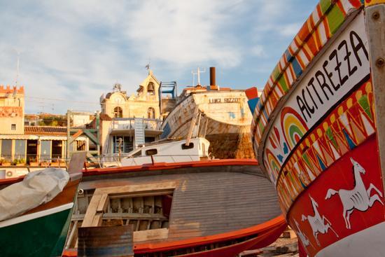 Porto di Acitrezza - Aci trezza (2656 clic)