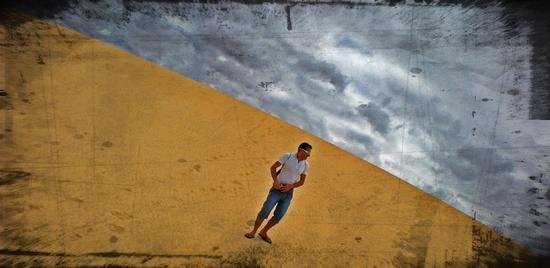 fuerteventura desert..soli per essere liberi - GROTTAFERRATA - inserita il 13-Apr-11