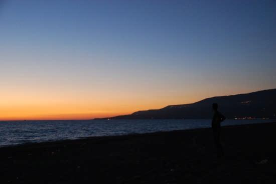 L'uomo e il mare - Curinga (2362 clic)