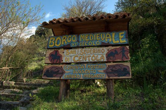 S.Severino di Centola Borgo Medievale (3177 clic)
