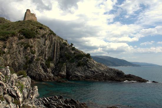 Localita' la Scogliera. - Marina di ascea (3362 clic)