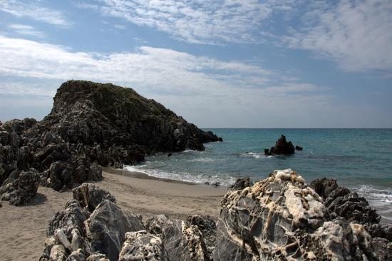 Localita' la Scogliera. - Marina di ascea (2343 clic)