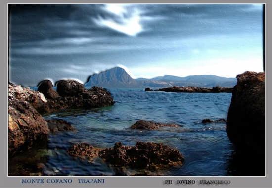 Monte Cofano vista da bonagia - Trapani (3129 clic)