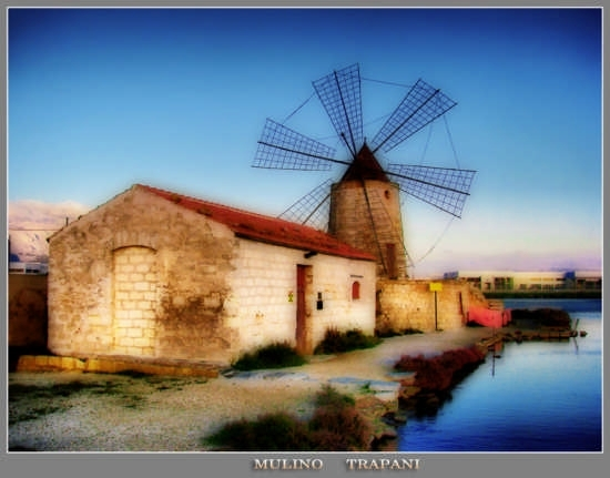 Vecchio  Mulino - Trapani (3581 clic)