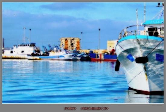 Porto  Peschereccio - Trapani (4233 clic)