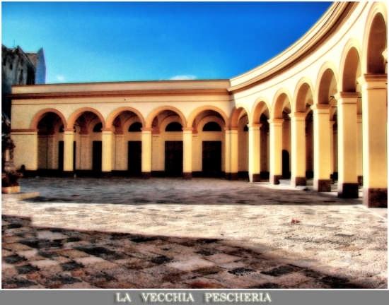 La  Veccchia Pescheria - Trapani (2901 clic)