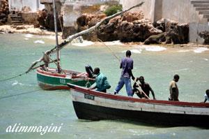Ilha de mozambique...dopo una giornata di pesca ! (443 clic)