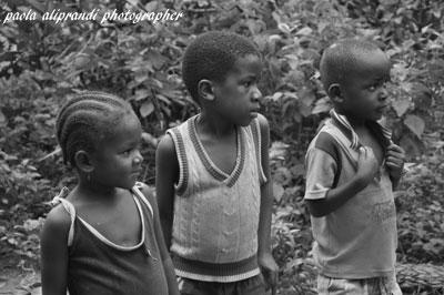 Zanzibar... la curiosità dei bimbi ! (404 clic)