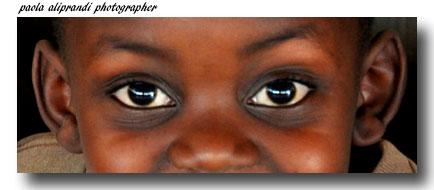 Gli occhi della....gioia !         Mozambico (674 clic)