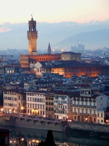 Palazzo Vecchio  - Firenze (4331 clic)