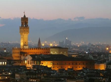 Palazzo Vecchio - Firenze (11375 clic)