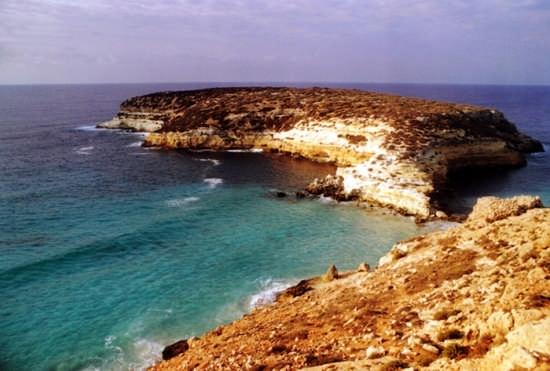 Conigli Island - Lampedusa (5563 clic)