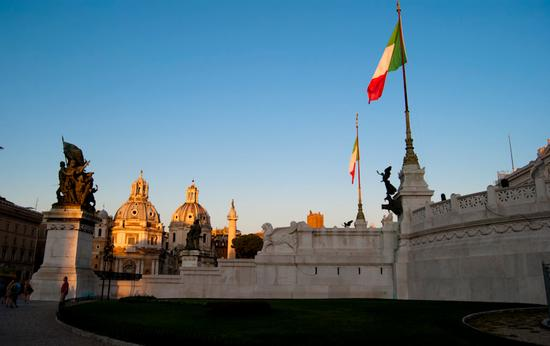 Vittoriano -Roma- (3378 clic)