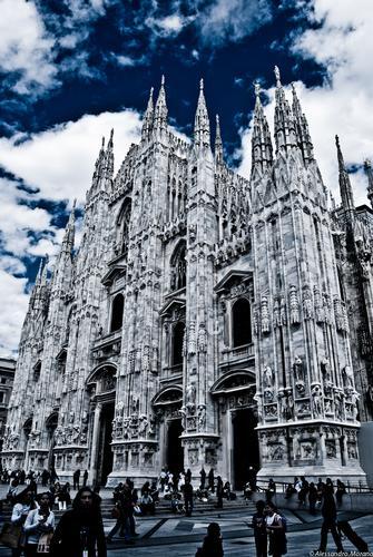 Duomo Milano (1859 clic)