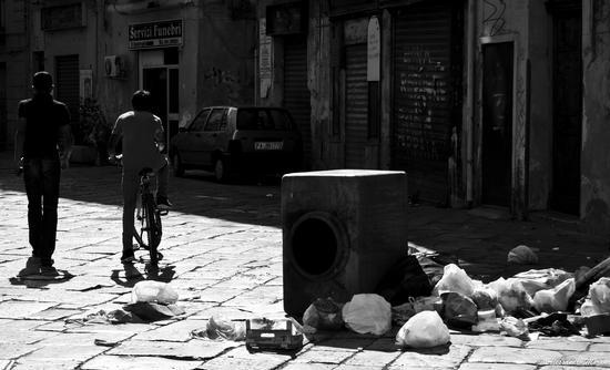 Rifiuti a Palermo (2450 clic)