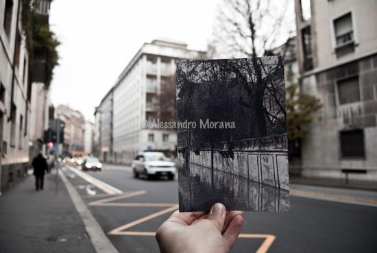 Milano angolo Via Visconti di Modrone - MILANO - inserita il 23-Jan-12