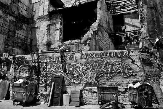 Palermo Vucciria Piazza Garaffello (3306 clic)