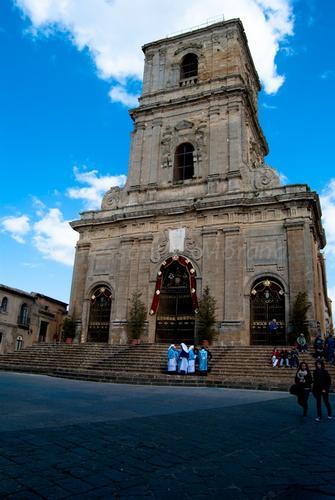 Duomo di Enna (2252 clic)