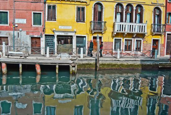 Riflessi - Venezia (2506 clic)