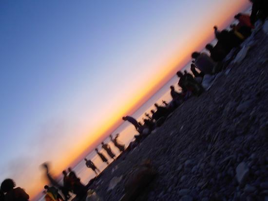 L'alba di ferragosto - Porto sant'elpidio (2956 clic)