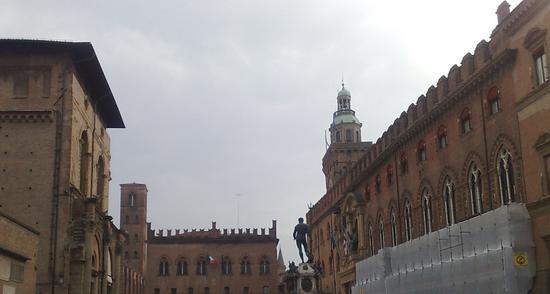 Piazza del Nettuno - Bologna (2221 clic)