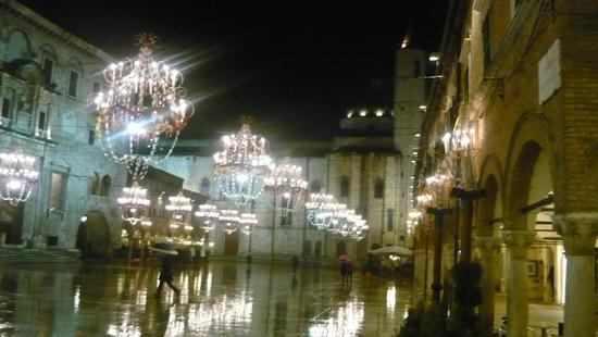 Ascoli over the rain - Ascoli piceno (1817 clic)