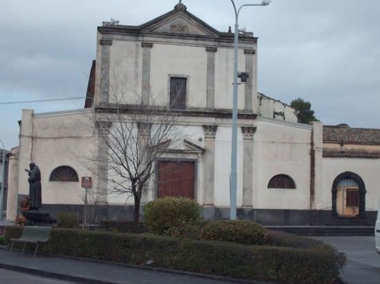 convento dei cappuccini - Linguaglossa (3872 clic)