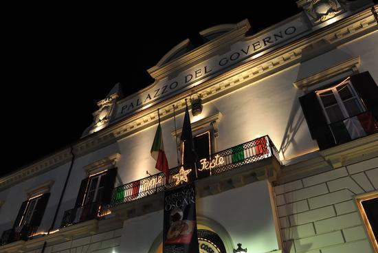 Cosenza, palazzo della Provincia (403 clic)