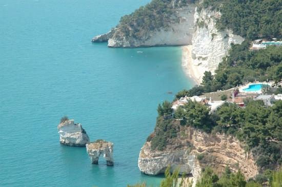 Baia delle Zagare - Mattinata - Vieste (34149 clic)