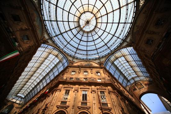 Galleria V.Emanuele - Milano (2671 clic)