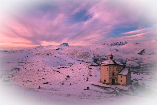 Rocca Calascio - L'aquila (2377 clic)