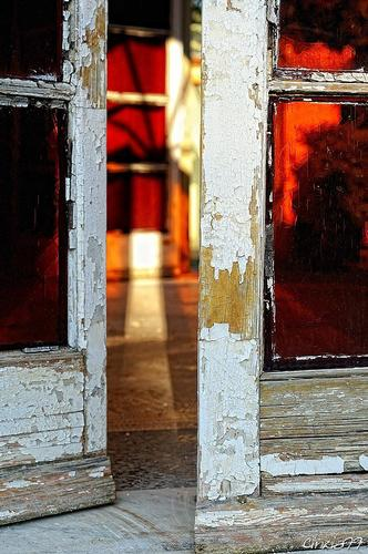 The door - Genova (1581 clic)