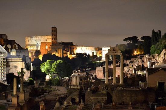 La Roma di un tempo (1617 clic)