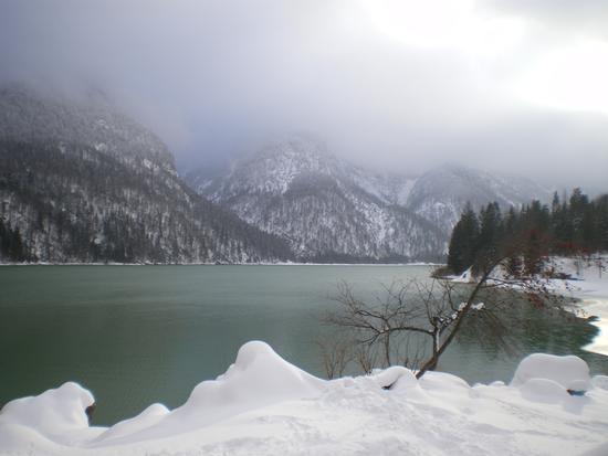 Lago Predil - Sella nevea (2460 clic)