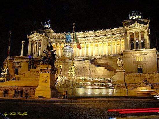 Roma - Altare della Patria - ROMA - inserita il 27-Jun-11