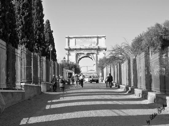 Arco di Tito - Roma (1755 clic)