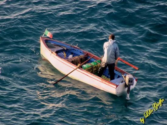 A pesca con il gozzo (951 clic)