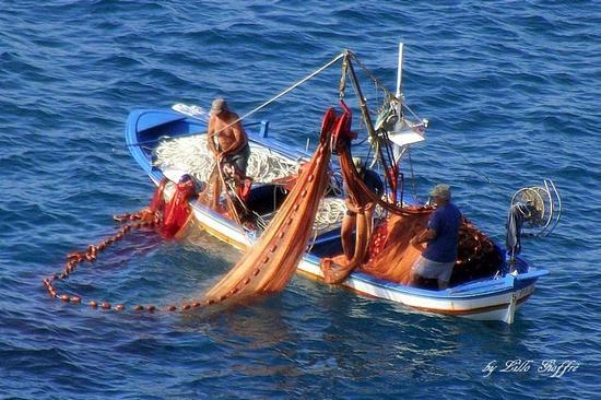 Il retaggio dei pescatori - Pizzo calabro (1759 clic)