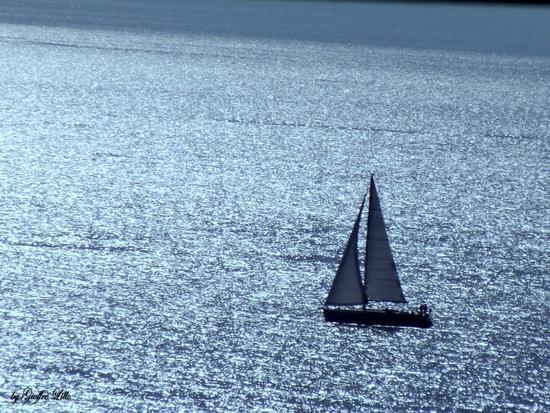 Veleggiare sul mare d'argento - Pizzo (3492 clic)