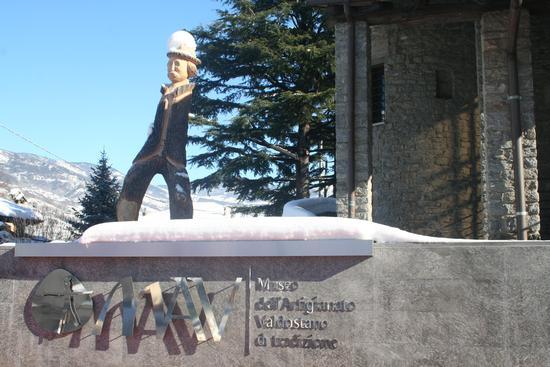 MAV - un museo tra tradizione e contemporaneità - Fenis (1875 clic)