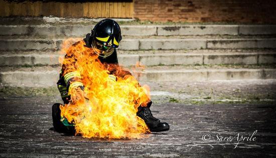 Contro il fuoco - Verona (647 clic)