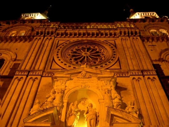 Acireale - Basilica Cattedrale Maria S.S. Annunziata (3666 clic)
